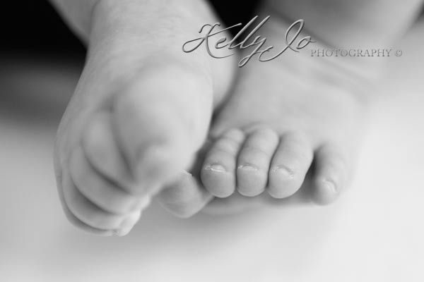 Image of Baby's Feet