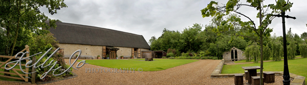 The Tythe Barn Panorama