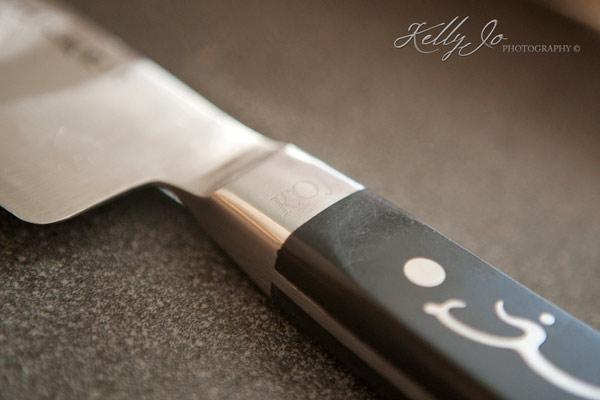 I.O.Shen professional Knives