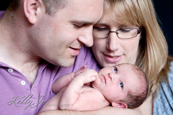 Family & Baby Portait