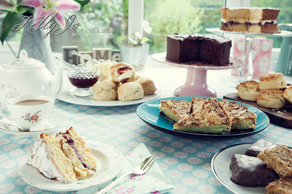 Afternoon Tea Photography Aylesbury