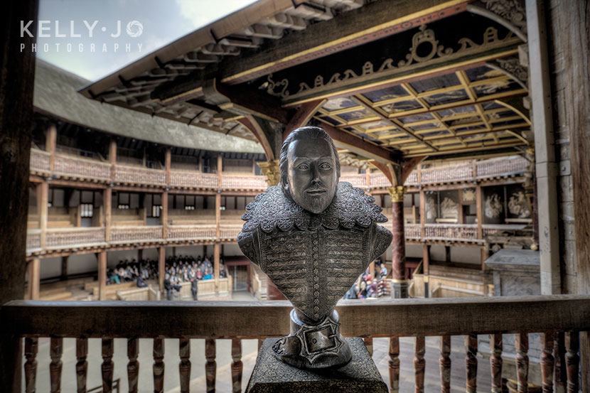 Shakespeare Exhibition at The Globe