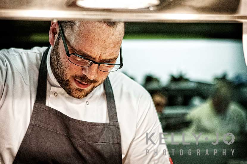 Head Chef Portrait Photography