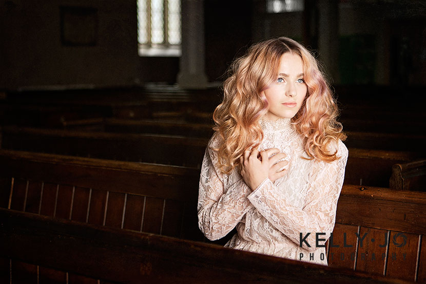 KICK Hair & Makeup Photography London | © Kelly Jo
