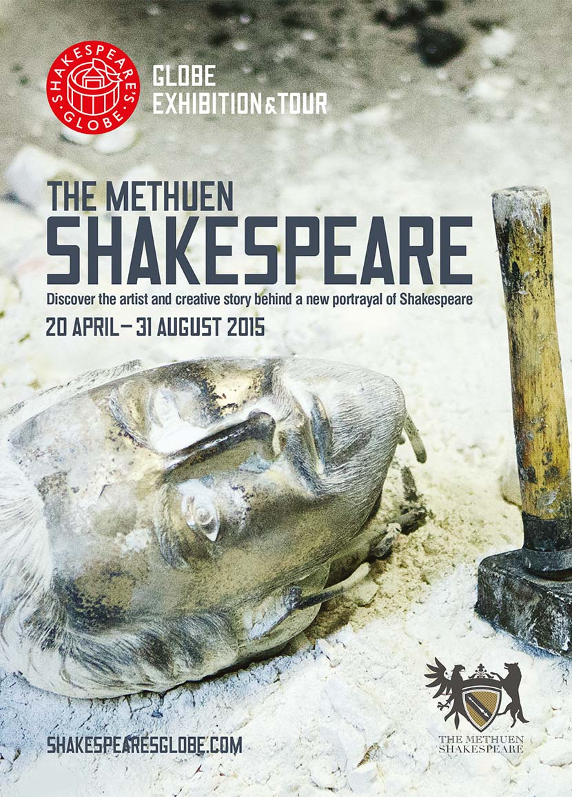 Methuen Shakespeare Globe Exhibition | © Kelly Jo