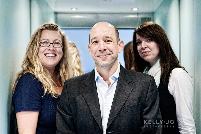 Company Photo Shoot | © Kelly Jo Photography