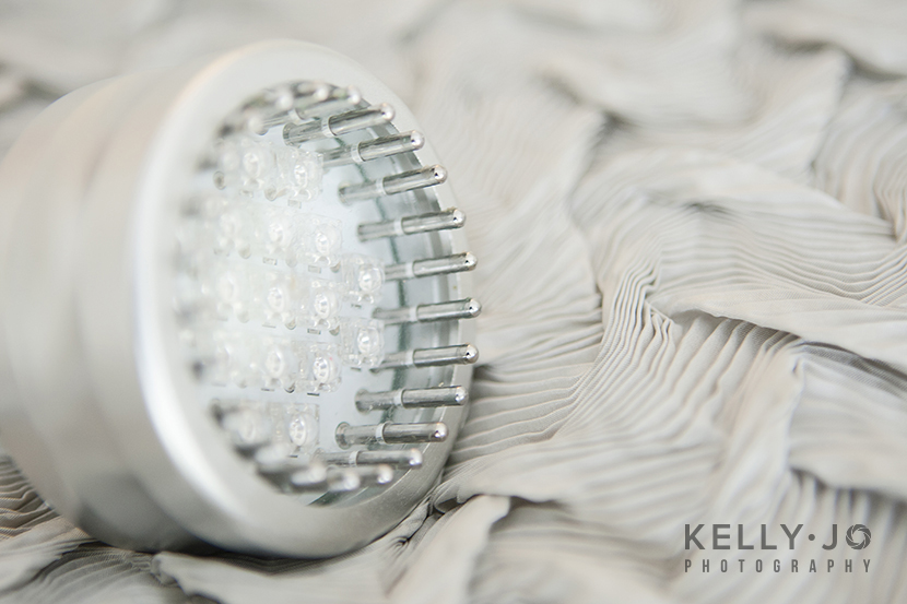 Beauty Salon Equipment | © Kelly Jo Photography