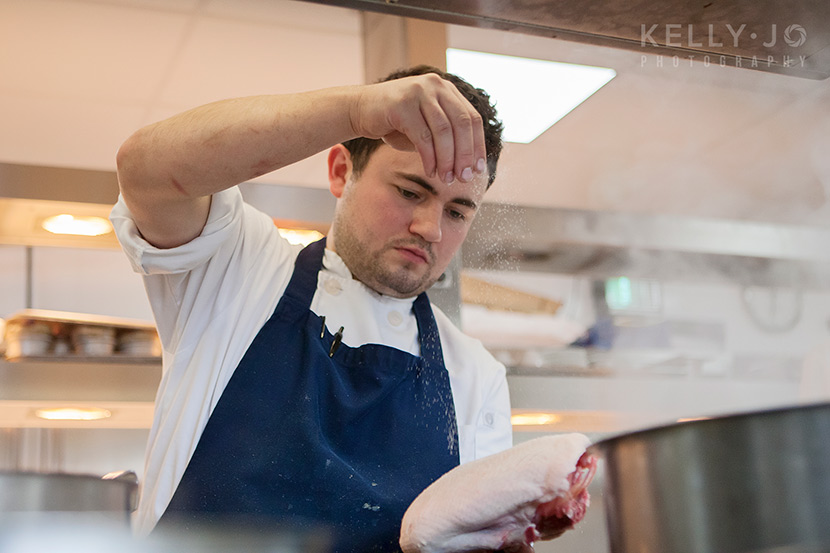 The Nut Tree Chef | © Kelly Jo Photography