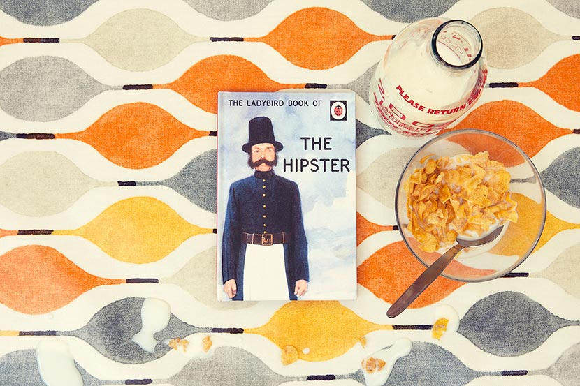 The Ladybird Book of The Hipster | Kelly Jo Photography