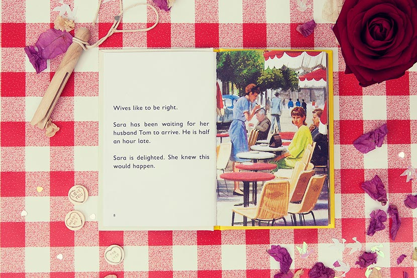 Ladybird Books The Wife| Kelly Jo Photography
