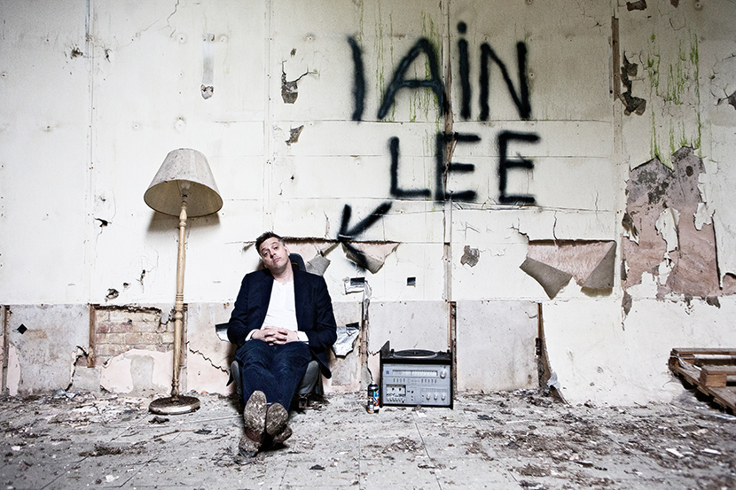 Iain Lee | © Kelly Jo Photography